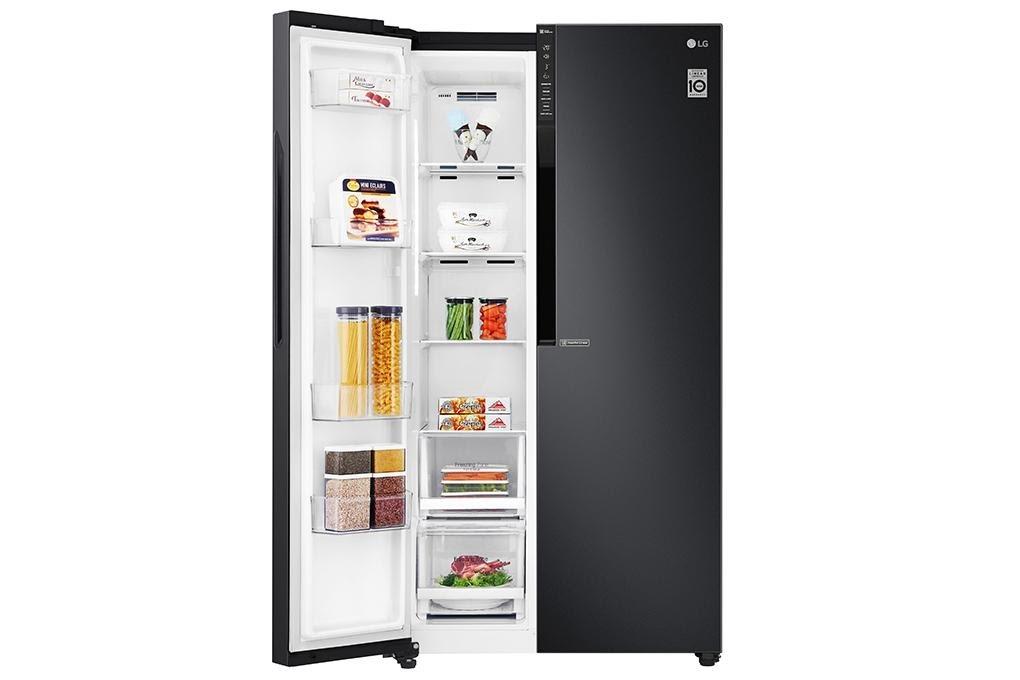 Tủ lạnh LG Inverter 613 lít GR-B247WB