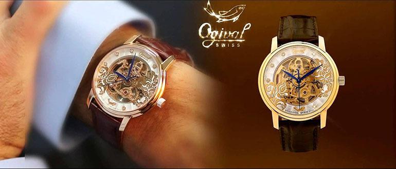 đồng hồ ogical