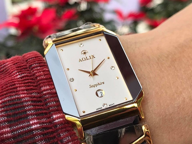 đồng hồ nam aolix
