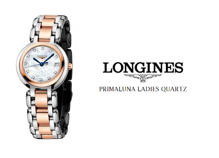 đồng hồ nữ longiness