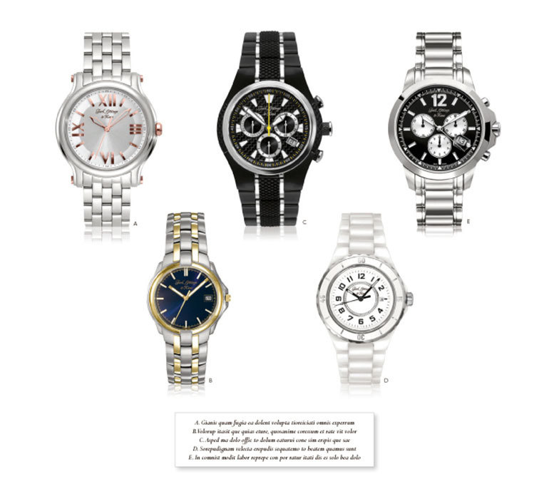 đồng hồ belair