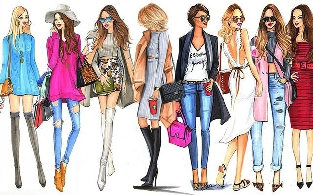 Điểm danh các phong cách thời trang năng động, trẻ trung