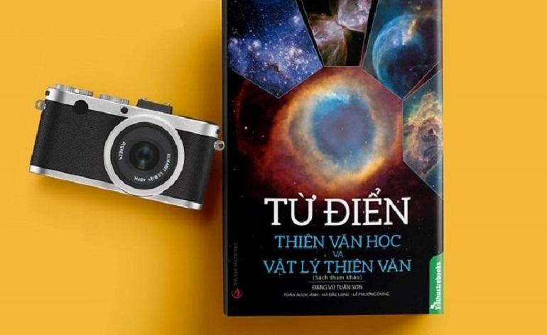 Sách thiên văn học giúp người đọc có các kiến thức về thiên văn
