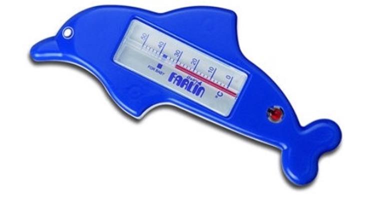 Dụng cụ đo nhiệt độ nước tắm cho bé hình cá voi