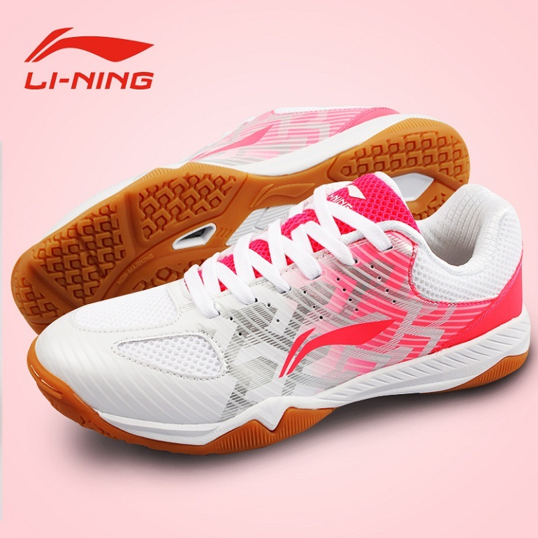 Giày bóng bàn Lining là thương hiệu có xuất xứ từ Trung Quốc