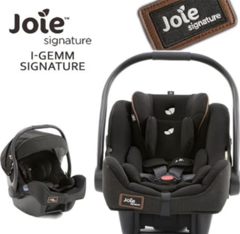 Ghế ngồi ô tô trẻ em Joie i-Gemm SIG. Noir