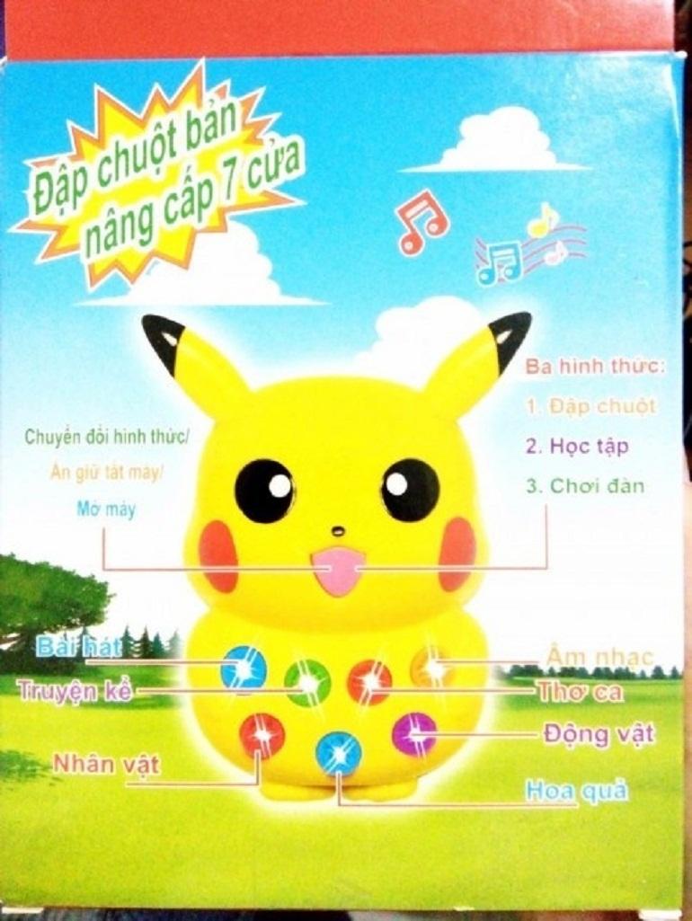 Đồ chơi Pokemon Go kể chuyện