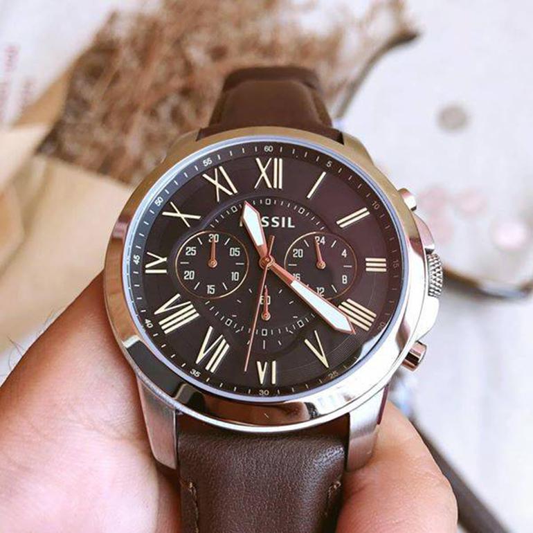 đồng hồ nam fossil