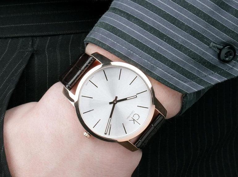 đồng hồ nam calvin klein