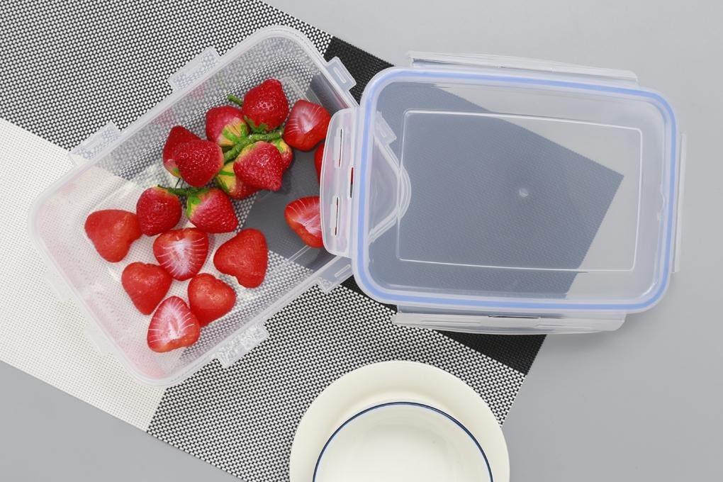 Hộp đựng thực phẩm nhựa Thái Lan 2.1 lít JCJ HN006