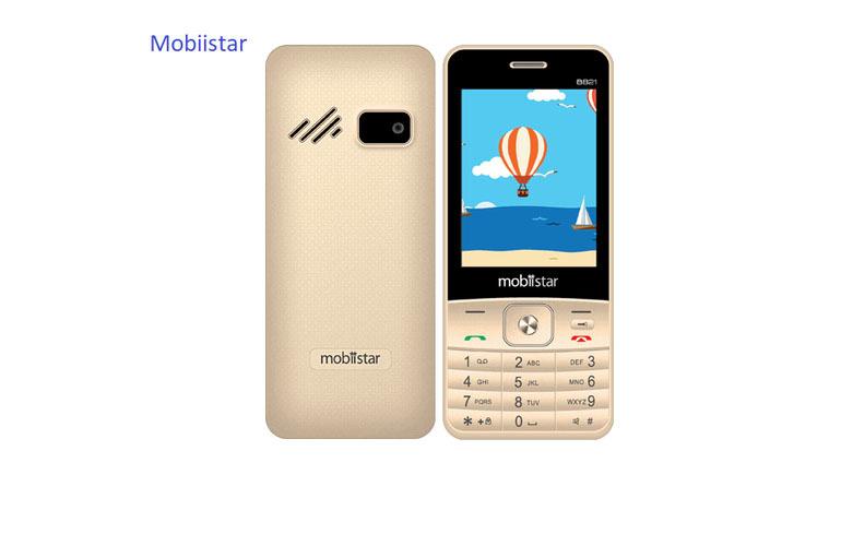 điện thoại mobiistar