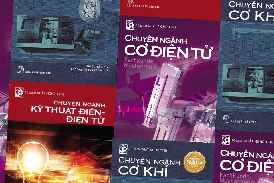Sách chuyên ngành cung cấp kiến thức chuyên sâu