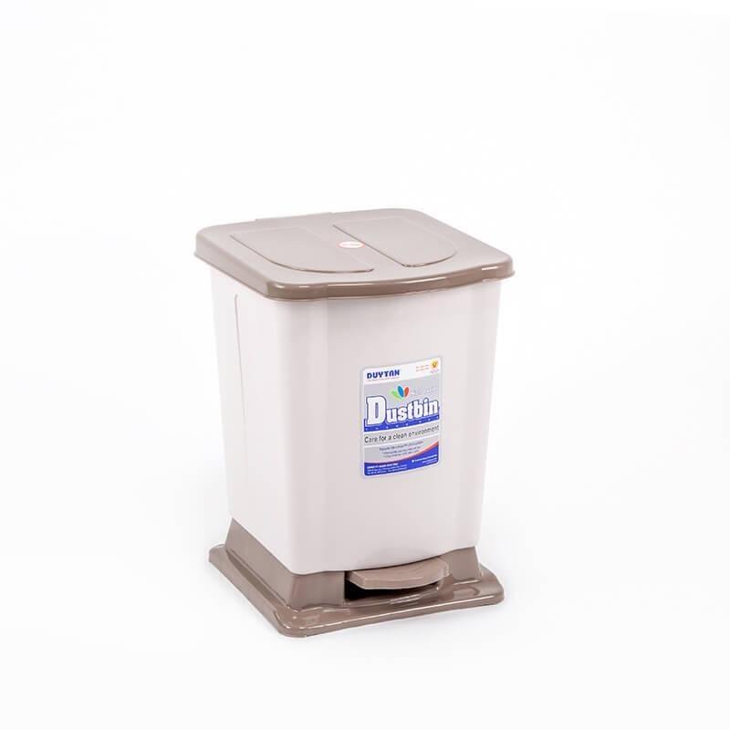 Thùng rác & Giỏ rác đạp Duy Tân Trung