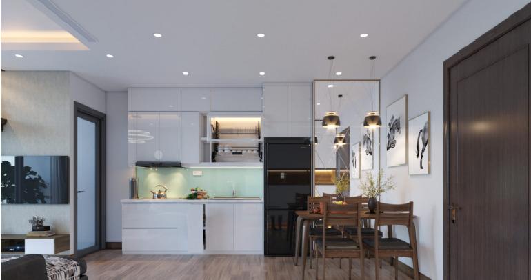 Thiết kế nội thất bếp & phòng ăn theo phong thủy