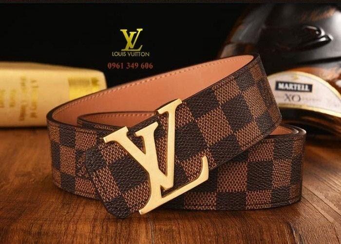 Dây lưng - Thắt lưng nam Thời Trang Cao Cấp Louis Vuitton 01