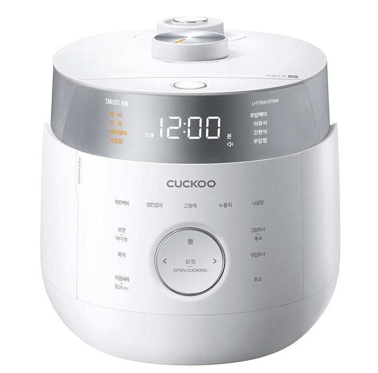 Nồi cơm điện Cuckoo có nhiều tính năng nổi bật