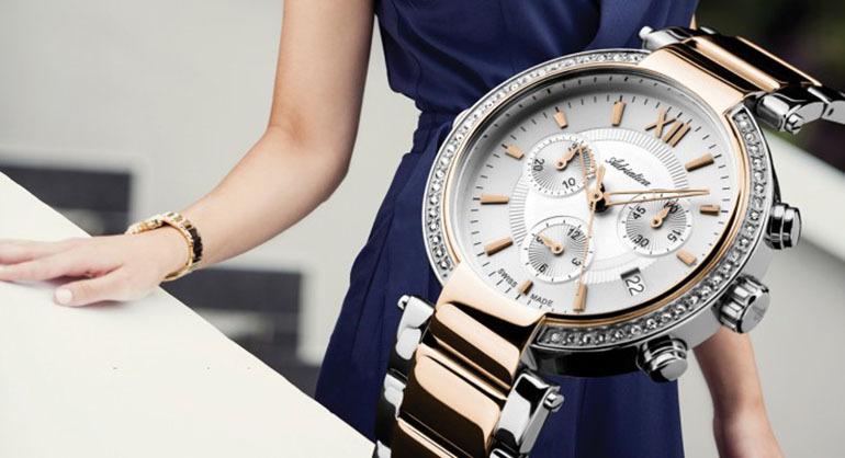 đồng hồ nữ adriatica