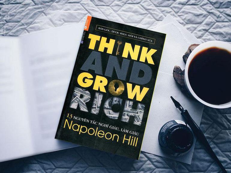 """""""Nghĩ giàu làm giàu"""" - Napoleon Hill"""
