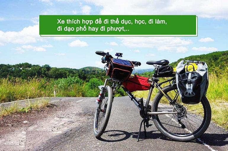 Touring Bike - xe đạp phượt
