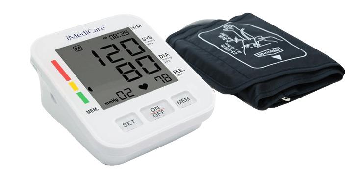 Lựa chọn máy đo huyết áp - nhịp tim loại nào tốt?