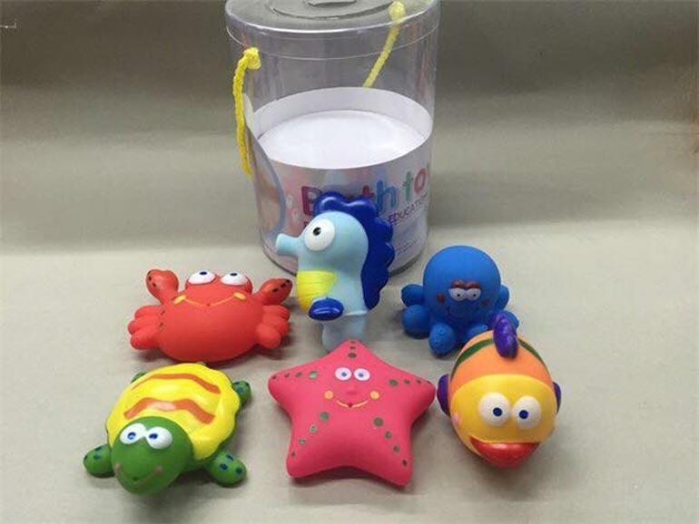 Bộ đồ chơi nhà tắm 6 món Toys House TL811-1