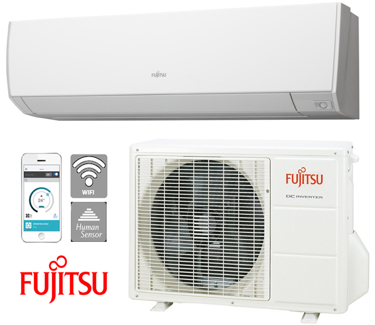 điều hòa fujitsu 18000btu