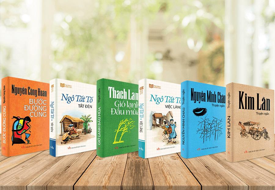 Sách văn học phát triển tư duy văn học
