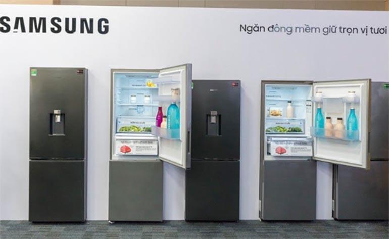 Tủ lạnh Samsung với nhiều ưu điểm nổi bật