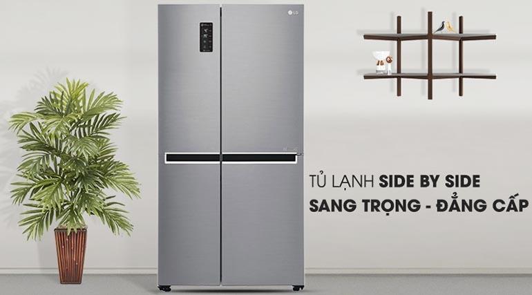 Tủ lạnh LG GR-B247JS