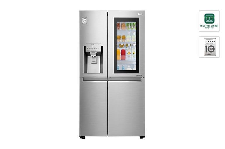 Tủ lạnh LG là sản phẩm của Tập đoàn LG Electronics