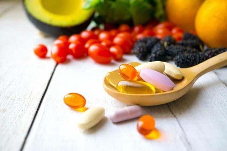 Thực phẩm bổ sung và Vitamin