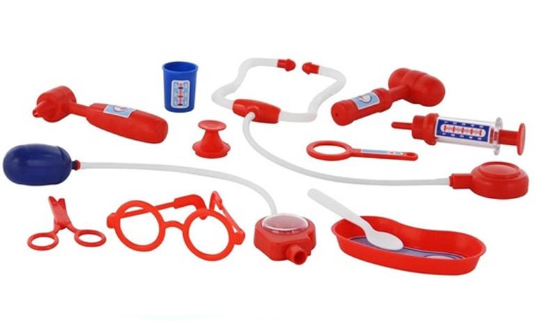 Bộ đồ chơi bác sĩ Số 7 Palau Toys