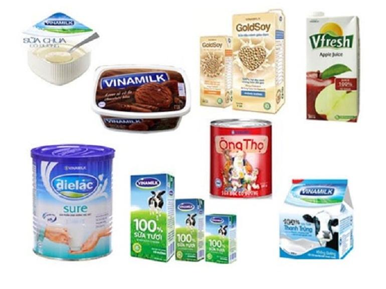 Sữa – sản phẩm từ sữa