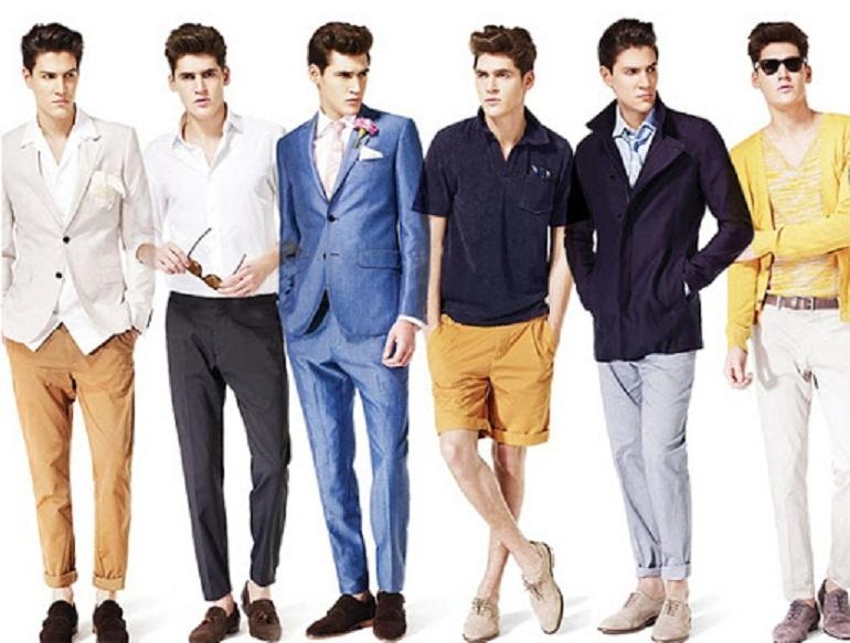 Các thương hiệu thời trang nam ngày càng đa dạng và phong phú khiến người tiêu dùng khó khăn trong việc chọn mua
