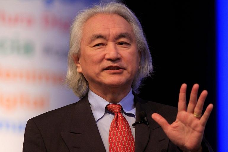 Nhà vật lý lý thuyết Michio Kaku