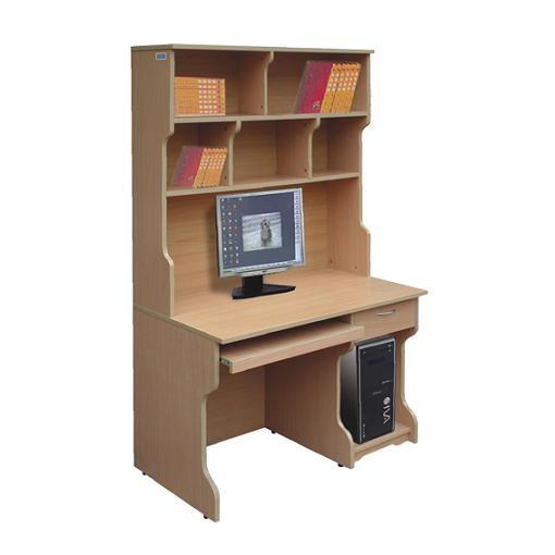 Bàn học có giá sách bằng gỗ công nghiệp của Hòa Phát