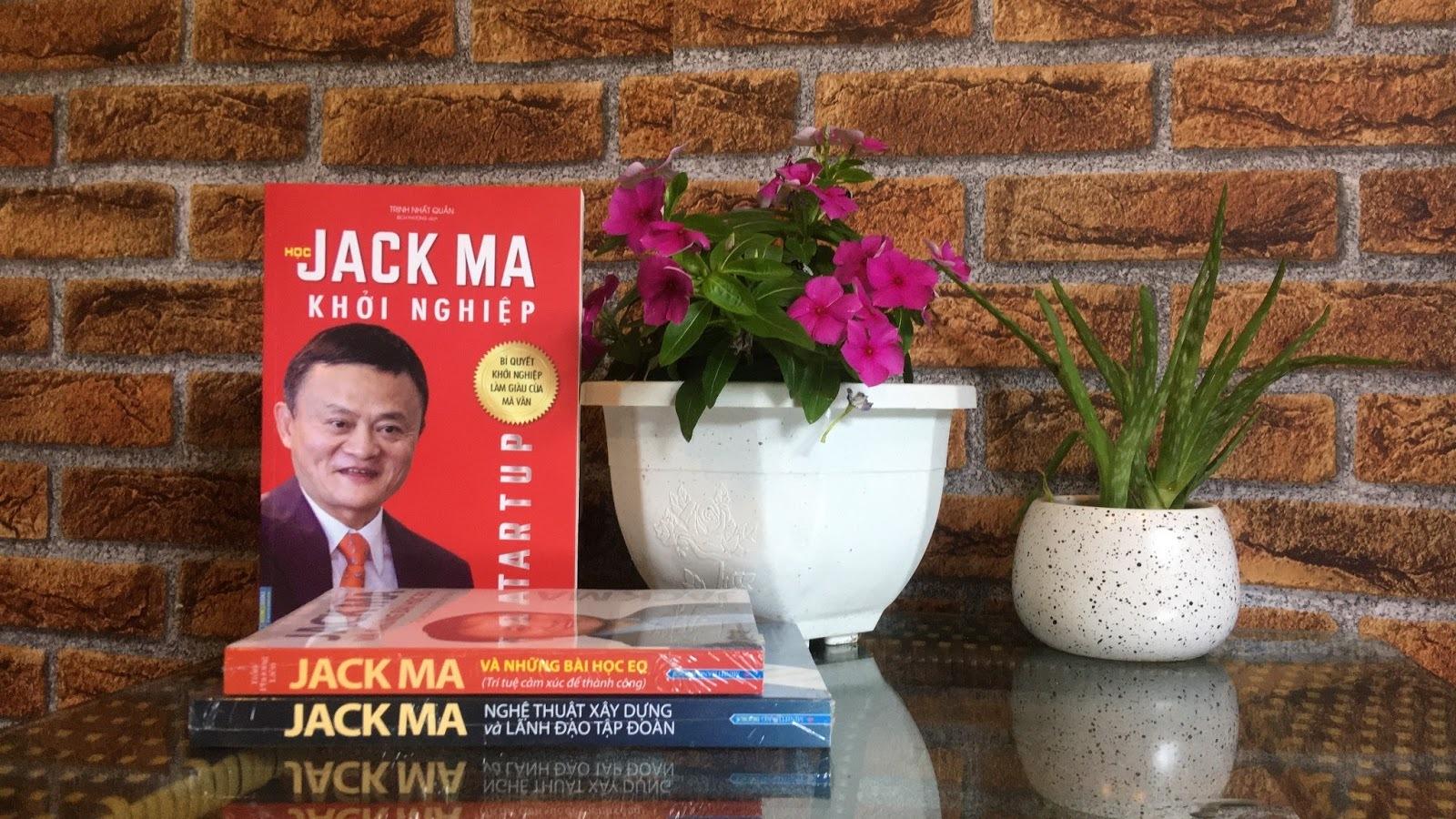 Tự truyện của Jack Ma