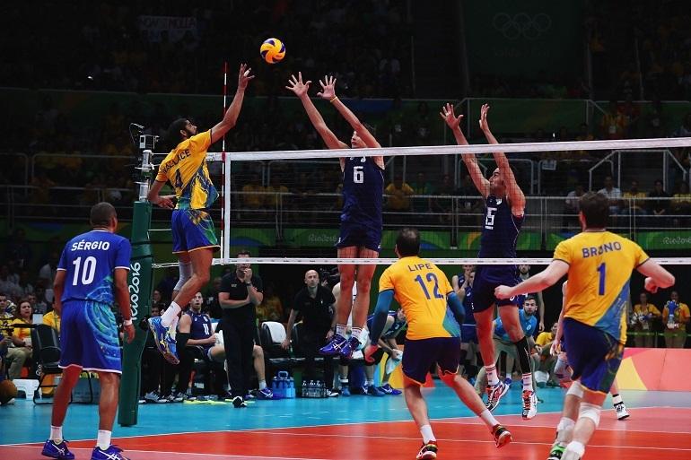 Bóng chuyền là một trong những bộ môn thể thao phổ biến và thu hút nhiều người tham gia