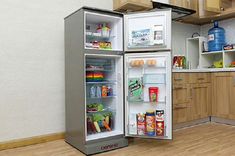 Tủ lạnh 120 lít VTB Cerano CE-148NS