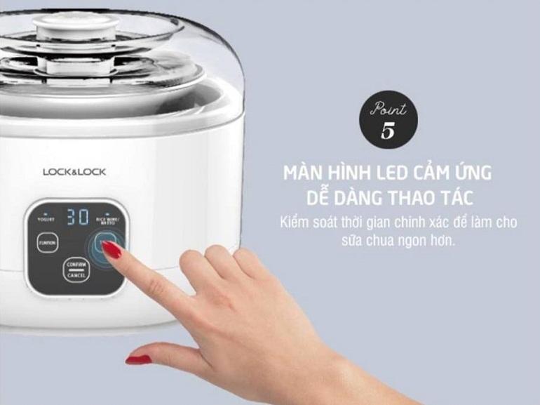 máy làm sữa chua là gì