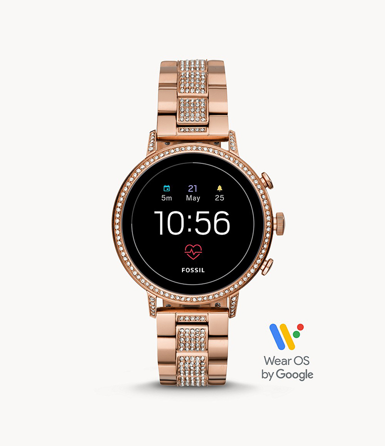 đồng hồ thông minh fossil