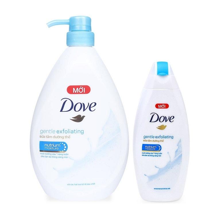 Chọn sữa tắm cho người da khô