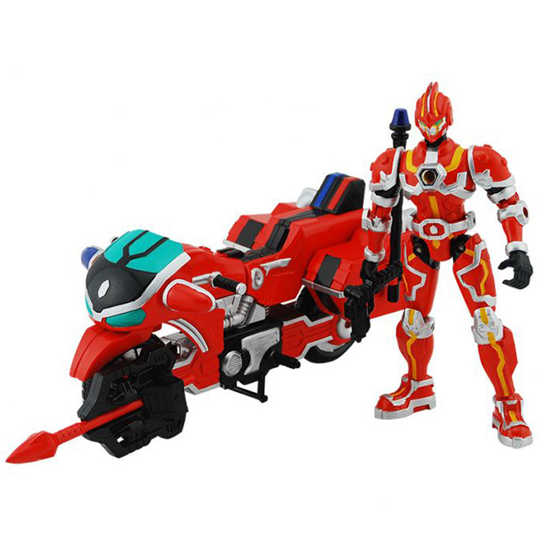 Chiến xa đỏ siêu tốc Dragon Force D9011