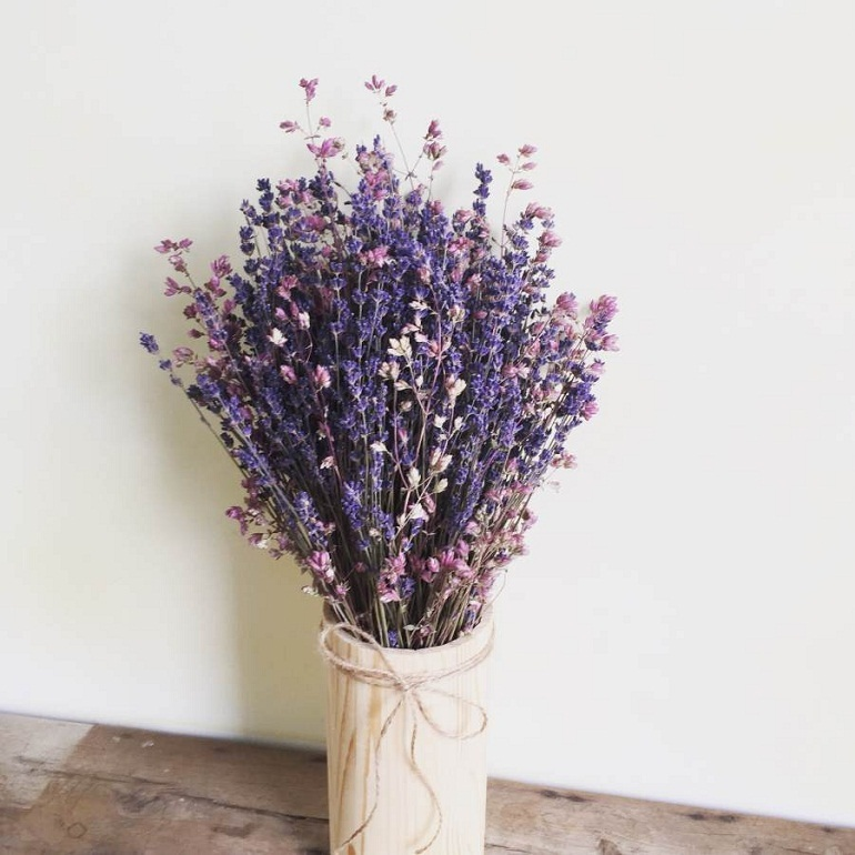 Hộp hoa khô