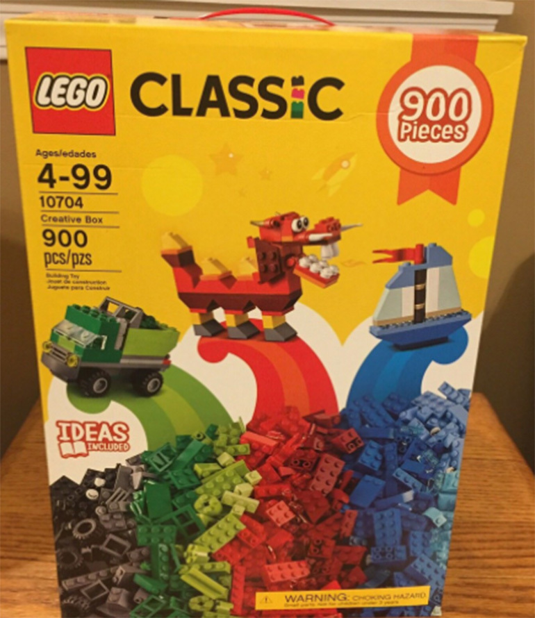 Đồ chơi lắp ráp - xây dựng LEGO Classic