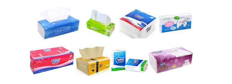 Có mấy loại khăn giấy