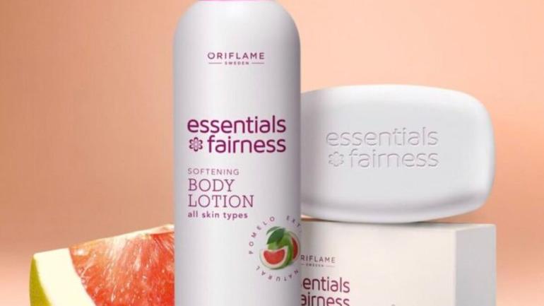 Sữa dưỡng thể Oriflame mang đến sự mềm mại cho da