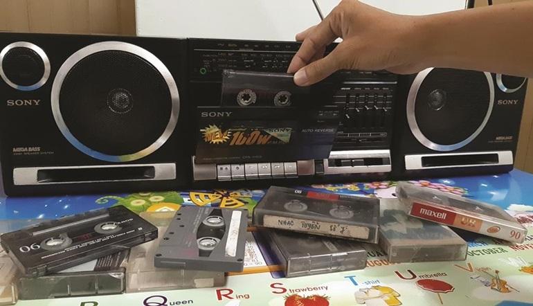 cassette là gì