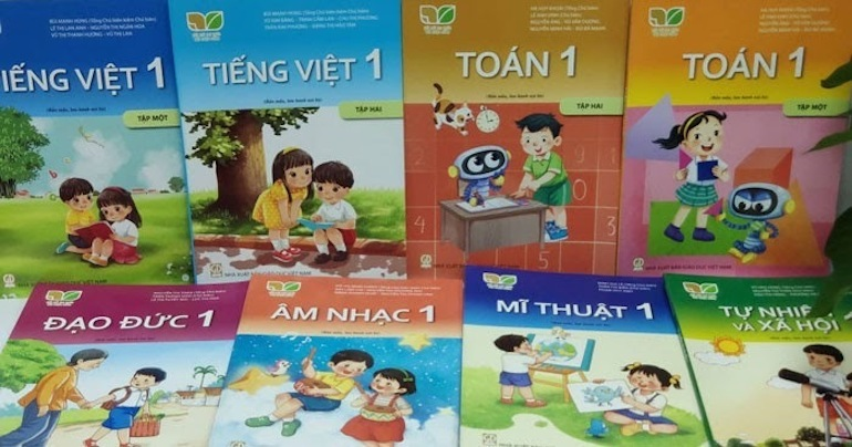 Sách tiếng Việt khác có cách truyền đạt dễ hiểu