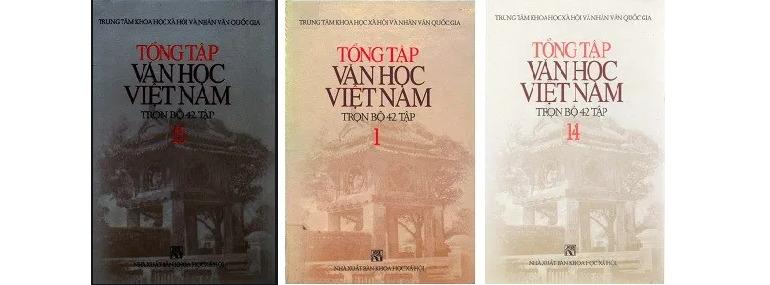 Tổng tập văn học Việt Nam